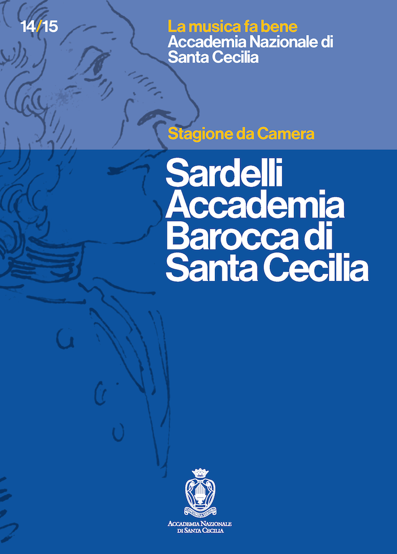 Santa Cecilia 14/15: programmi di sala